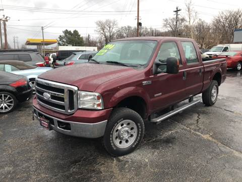 2006 Ford F-250 Super Duty for sale at Downing Auto Sales in Des Moines IA