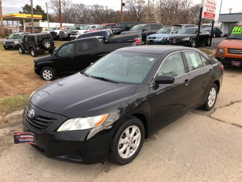 2008 Toyota Camry for sale at Downing Auto Sales in Des Moines IA