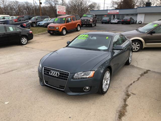 2011 Audi A5 for sale at Downing Auto Sales in Des Moines IA