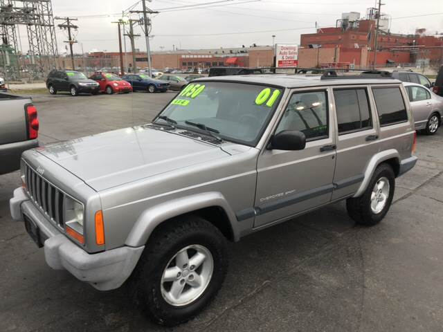 Awesome 2001 Jeep Cherokee Sport