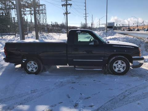 2005 Chevrolet Silverado 1500 for sale at Downing Auto Sales in Des Moines IA