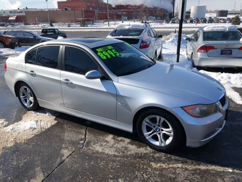 2008 BMW 3 Series for sale at Downing Auto Sales in Des Moines IA