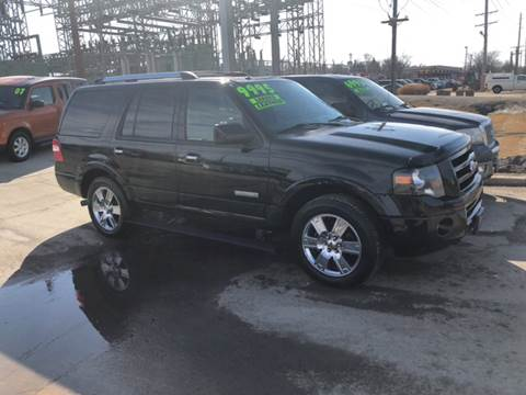 2008 Ford Expedition for sale at Downing Auto Sales in Des Moines IA