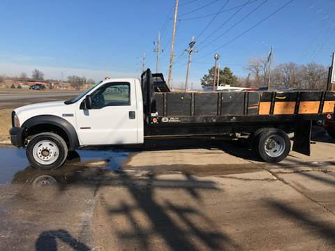 2006 Ford F-550 Super Duty for sale at Downing Auto Sales in Des Moines IA