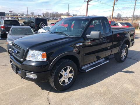 2005 Ford F-150 for sale at Downing Auto Sales in Des Moines IA