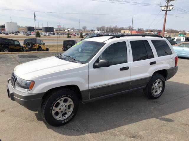 Nice 2000 Jeep Grand Cherokee For Sale At Downing Auto Sales In Des Moines IA