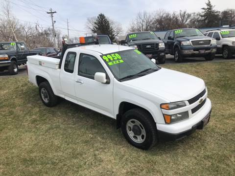 2010 Chevrolet Colorado for sale at Downing Auto Sales in Des Moines IA