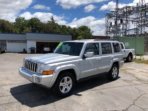 2010 Jeep Commander for sale at Downing Auto Sales in Des Moines IA