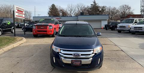 Ford Edge For Sale At Downing Auto Sales In Des Moines Ia