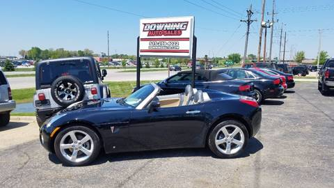 2006 Pontiac Solstice for sale in Des Moines, IA