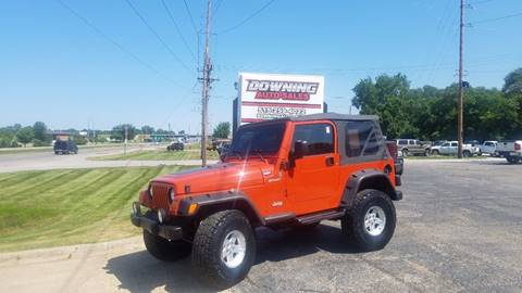 Jeep Des Moines >> Downing Auto Sales Car Dealer In Des Moines Ia