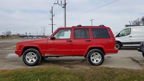 2001 Jeep Cherokee for sale in Des Moines, IA