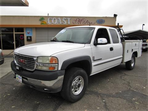 2001 GMC Sierra 2500HD for sale in Arroyo Grande, CA