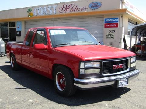 1995 GMC Sierra 2500 for sale in Arroyo Grande, CA