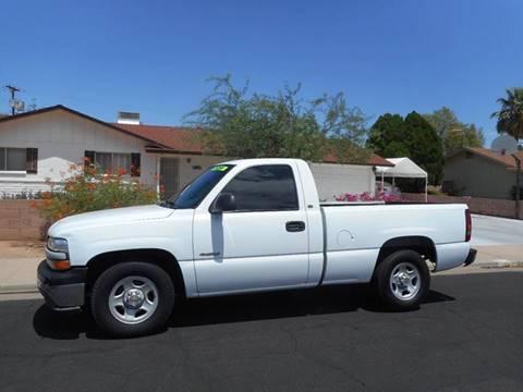 2000 Chevrolet Silverado 1500 for sale in Mesa, AZ