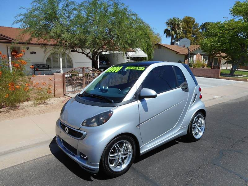 2013 Smart fortwo for sale in Mesa, AZ