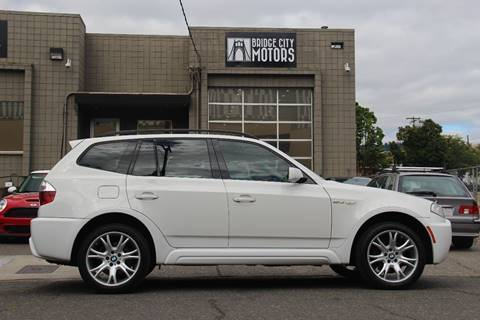 2007 BMW X3 for sale in Portland OR