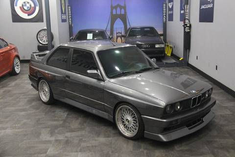 1988 bmw m3 value