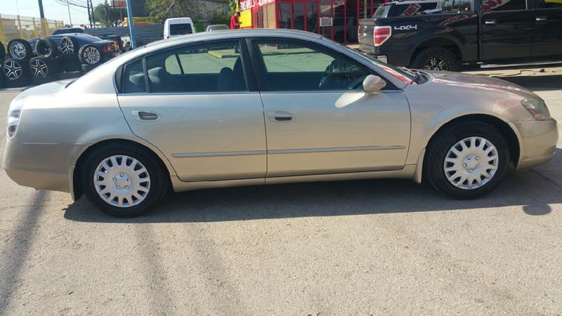 Elegant 2005 Nissan Altima For Sale At Manifest Motors In Dallas TX