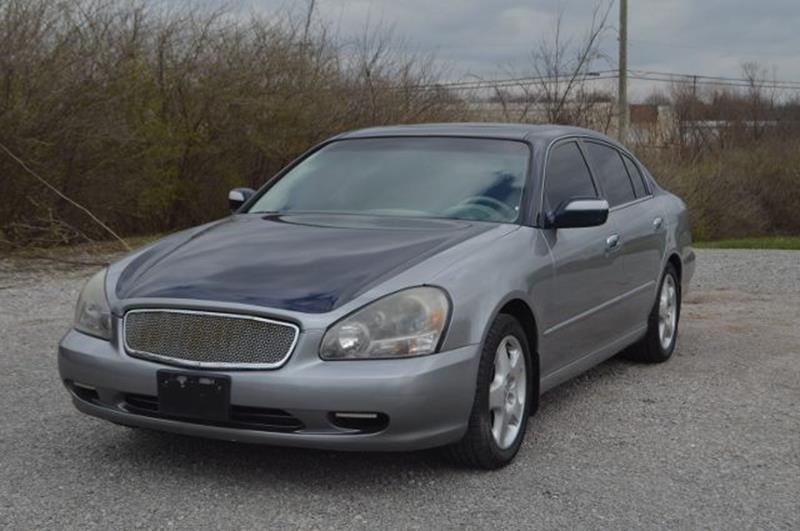2002 Infiniti Q45 In Lexington Ky Ky Auto Plaza Llc