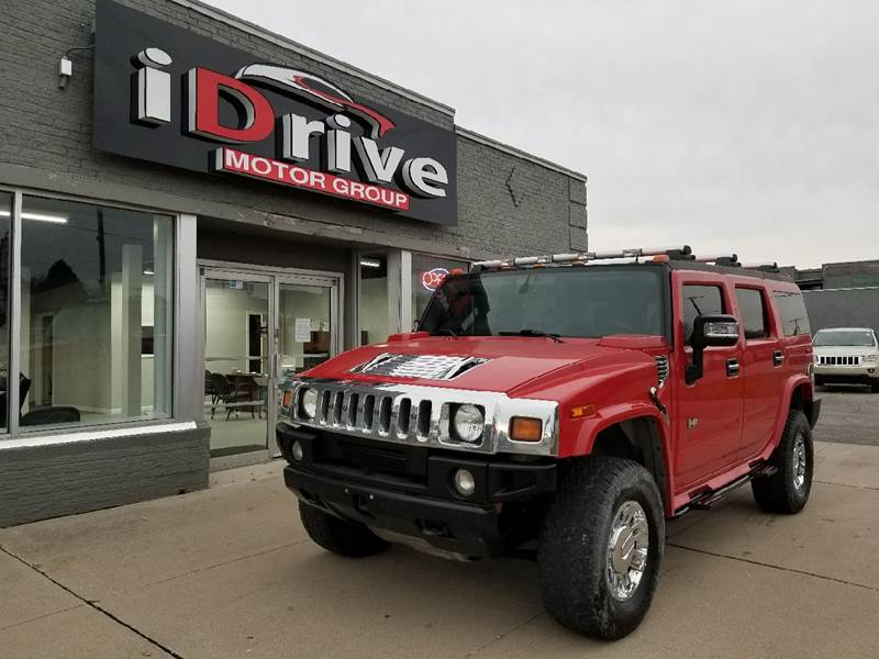 2007 hummer h2 in eastpointe mi idrive motor group. Black Bedroom Furniture Sets. Home Design Ideas