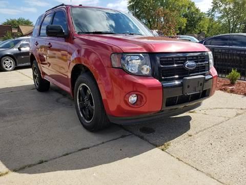 2009 Ford Escape for sale in Eastpointe, MI