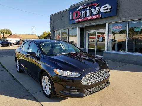 2015 Ford Fusion for sale in Eastpointe, MI