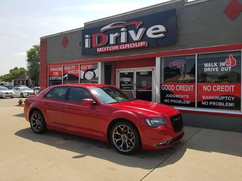 2015 Chrysler 300 S In Eastpointe Mi Idrive Motor Group