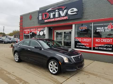 Cadillac ATS For Sale in Eastpointe, MI - iDrive Motor Group