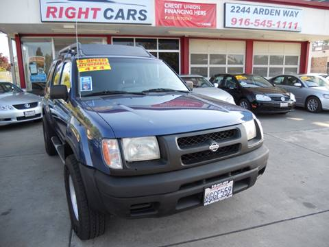 2000 Nissan Xterra for sale in Sacramento, CA