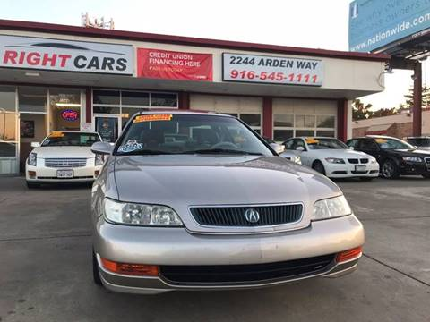 1999 Acura CL for sale in Sacramento, CA