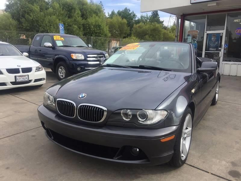 BMW Series Ci In Sacramento CA Right Cars Auto Sales - 2006 bmw 325ci convertible