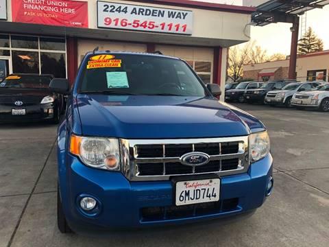 2011 Ford Escape for sale at Right Cars Auto Sales in Sacramento CA