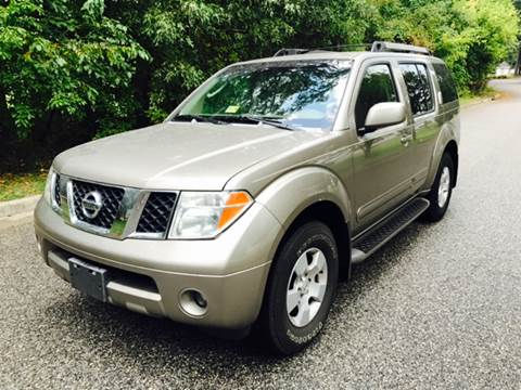 2007 Nissan Pathfinder for sale in Chesapeake, VA