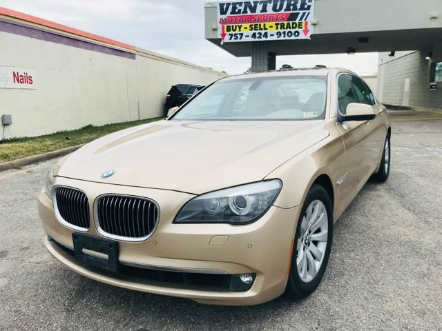 BMW Series For Sale CarGurus - 2010 bmw 745li