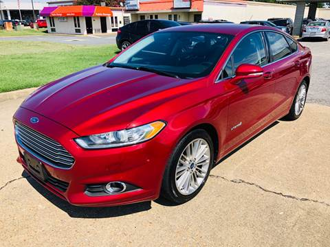 2014 Ford Fusion Hybrid for sale in Chesapeake, VA