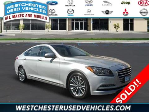 2016 Hyundai Genesis for sale in White Plains, NY