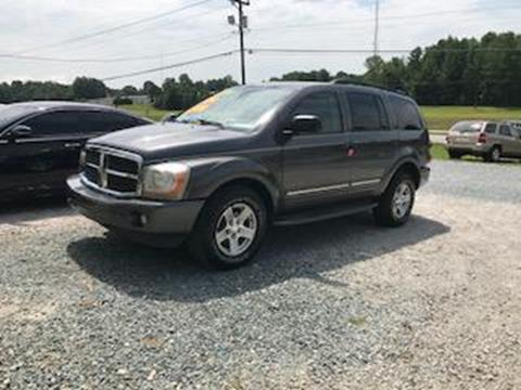 2004 Dodge Durango for sale in Monroe NC