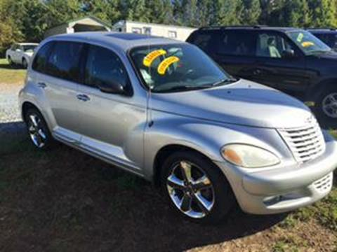 2003 Chrysler PT Cruiser for sale in Monroe NC