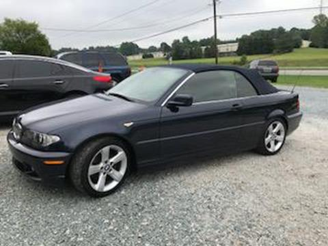 2004 BMW 3 Series for sale in Monroe NC
