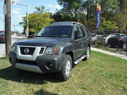 2009 Nissan Xterra for sale in Cleveland, OH