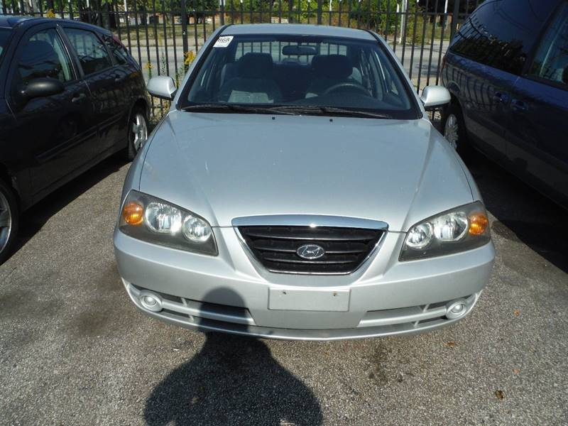 Beautiful 2004 Hyundai Elantra For Sale At RGK Auto Sales Corporation In Cleveland OH