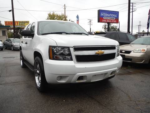 2012 Chevrolet Tahoe for sale in Cleveland, OH