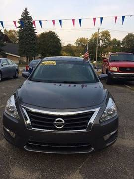 2014 Nissan Altima for sale in Worcester, MA