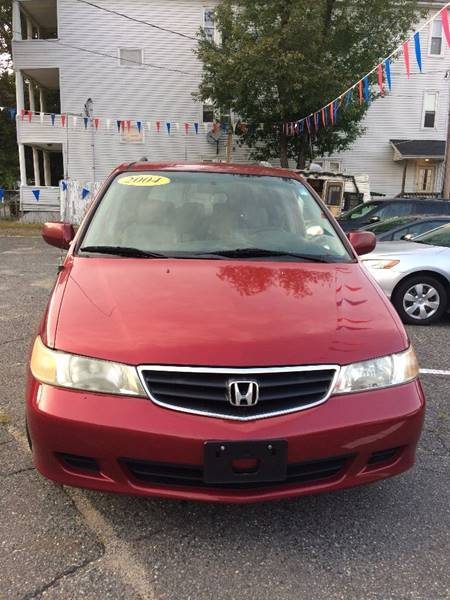2003 Honda Odyssey For Sale At JRD Auto Sales In Worcester MA