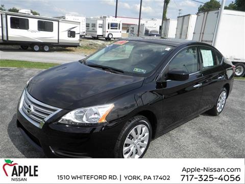 2015 Nissan Sentra for sale in York PA