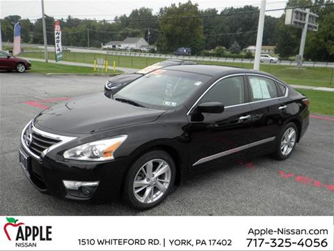 2015 Nissan Altima for sale in York, PA