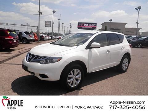 2014 Nissan Murano for sale in York, PA