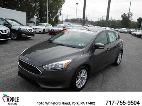 2015 Ford Focus for sale in York PA