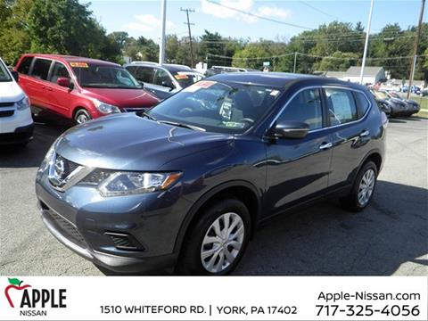 2015 Nissan Rogue for sale in York, PA